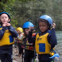 Kinderrafting