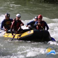 Wassersport im Mölltal