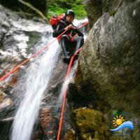 Canyoning - Wasserfälle von 8 bis 35 Metern