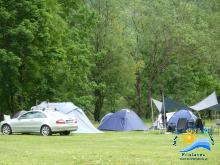 Campingplatz freies Campen kein Stellzwang