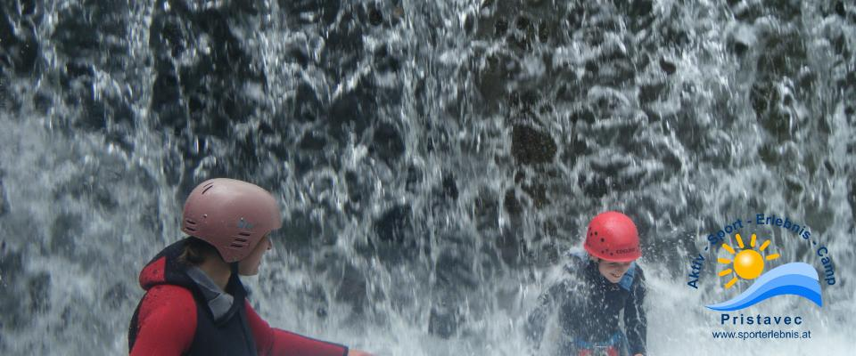 CANYONING HIGHLIGHTS JULI 2014