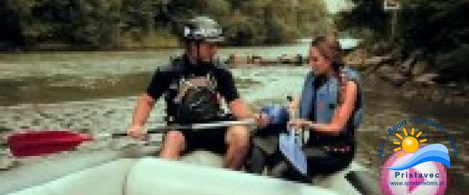 Rafting im Mölltal Kult Sport im Sommer