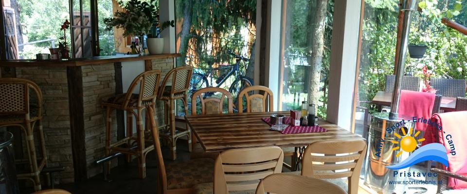 Restaurant ab 1. Mai wieder geöffnet