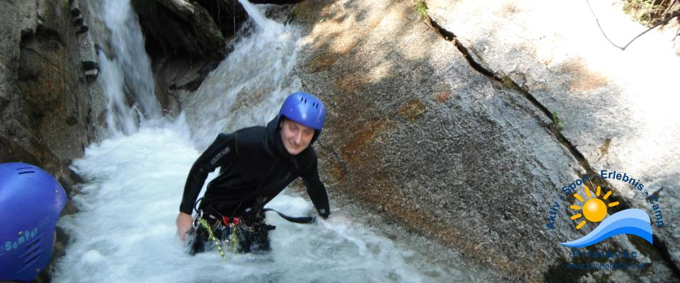 "Canyoning ""EASY"""