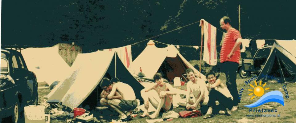 Camping 1984