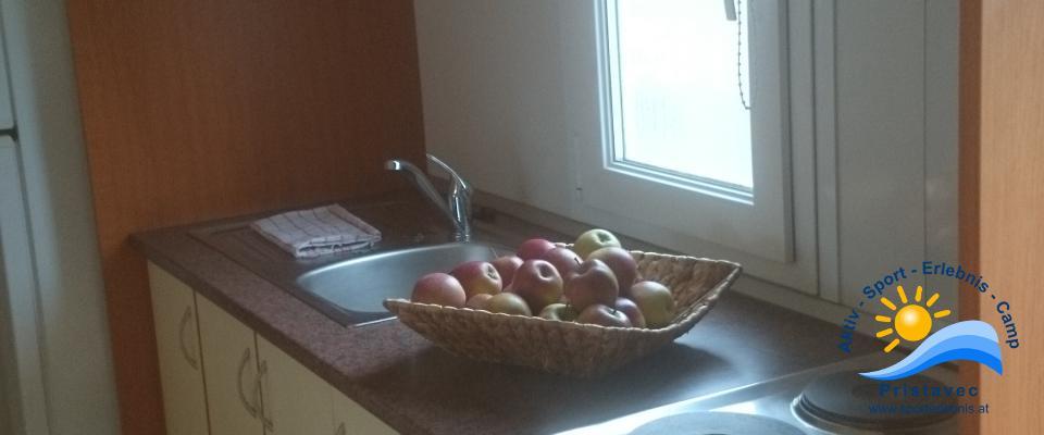 Kochen wie zu Hause