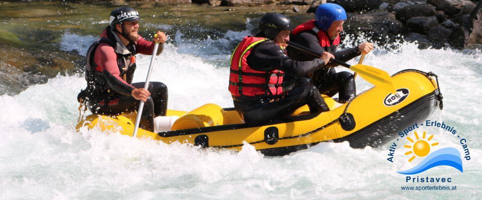 Rafting MiniRaft
